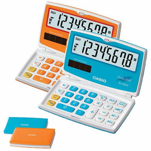 <br/><br/>  【破盤價】CASIO 卡西歐 SL-100NC 摺疊攜帶型計算機 (顏色隨機出貨) / 台<br/><br/>