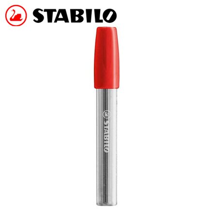 STABILO 德國天鵝 EASYergo1.4筆芯^(7880 6~HB^) 6入 筒