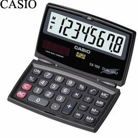 【破盤價】CASIO 卡西歐 SX-100 國家考試商務計算機 / 台