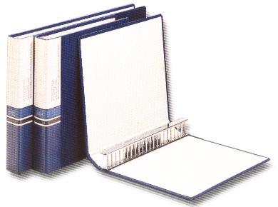 【立強regina】R410 (12入/箱) 22孔直式電腦夾  - PVC封面