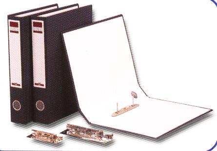 【立強regina】R220 (12入/箱) 220柱夾 - PVC封面