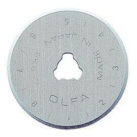 OLFA RB45-1 圓形刃替刃45mm(適用於RTY-2/G割布刀)單片裝