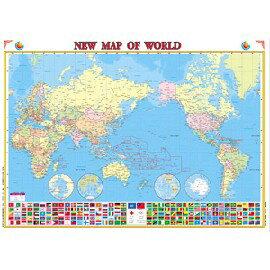 THE WORLD MAP(英文版)/份