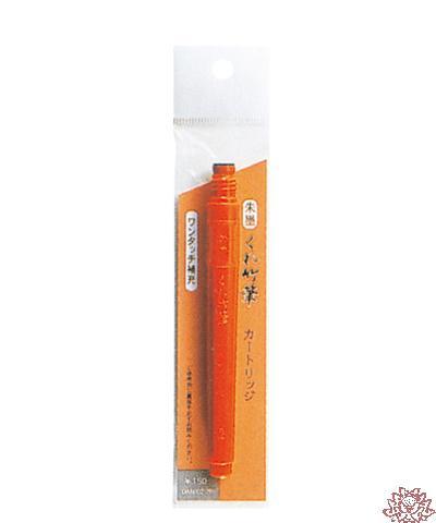 【雙鶖FLYING】DAN 102-299補充墨水管(紅) 適用於23號