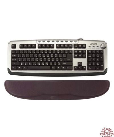 【雙鶖FLYING】CT-GL2307 人體功學鍵盤護腕墊