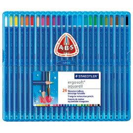 【施德樓】 MS156 Ergosoft 全美水彩色鉛筆 / 打