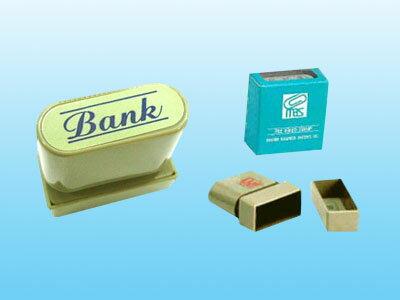 【萬事捷】1218 ( Bank ) 自來印6入/盒