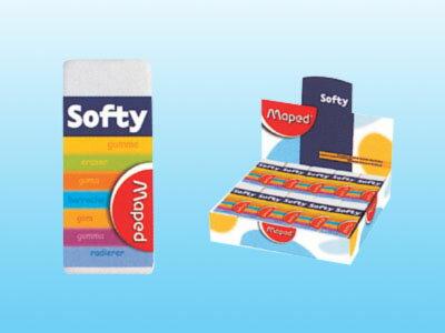 【萬事捷】2156 770 Super Softy 超軟橡皮擦 (20個/盒)