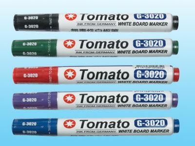 ~萬事捷~3030~01 G~3020 番茄牌無毒性白板筆  12支  盒裝