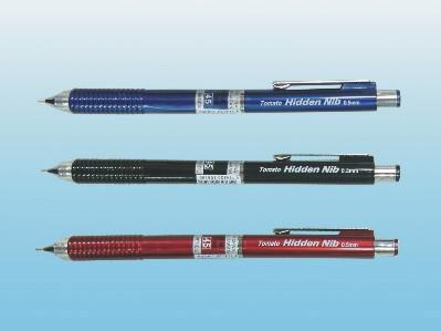 ~萬事捷~3091 HN~50 伸縮自動鉛筆0.5mm 12支  盒裝