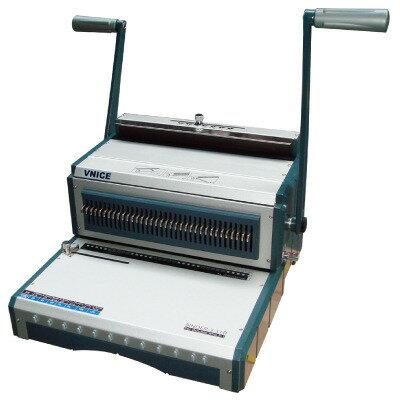 【銀星】雙線圈手動裝訂機 #S-310 / 台