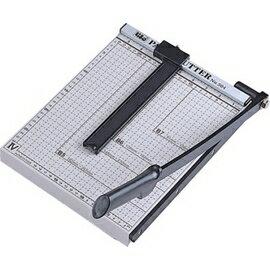 徠福 NO.504 A4鐵製切紙機-330X254mm/ 台