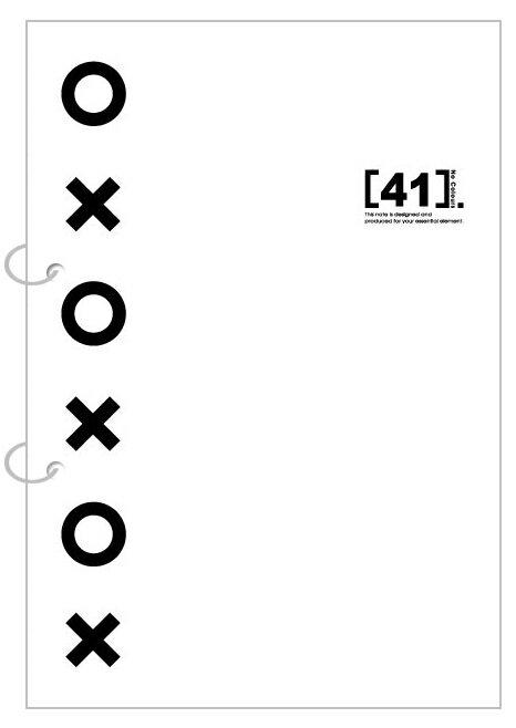 【美加美】文具紙品-數字18K26孔輕便筆記-雙圈白 AW2025/個