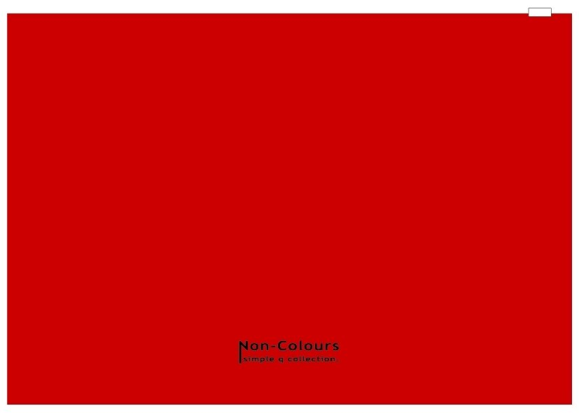 【美加美】文具紙品-N-C A4拉鍊袋-紅AG2051/個