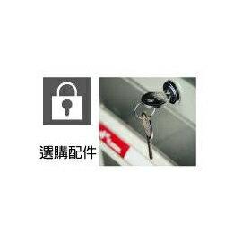 『樹德』OA櫃-A4X-B4V型系列-選購配件-加鎖 (45cm深) 櫃體 H106CM