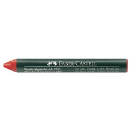 【FABER-CASTELL】輝柏 工業用耐熱蠟筆1200度5色 #122201/122202/122207/122251/122299 36支/盒