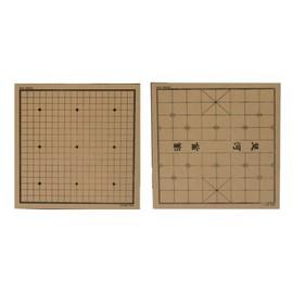 O-H1 棋盤-象棋+圍棋(雙面) 棋板/ 片