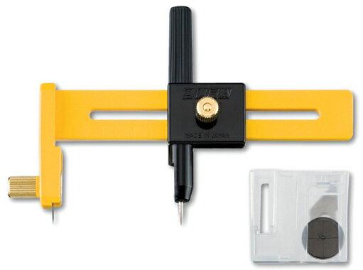 OLFA  CMP-1 一般型圓規刀-直徑1~15cm / 支