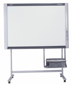 PLUS 普樂士 M-11S 標準型彩色電子白板 / 組