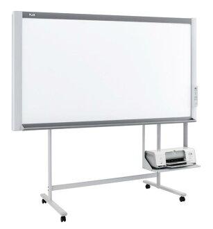 【Plus普樂士】C-11W 互動式彩色電子白板