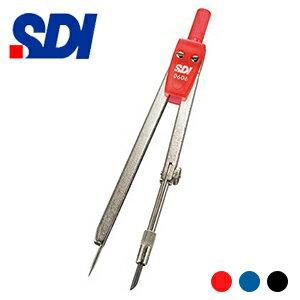 SDI 手牌 0606 彩色實用型 圓規 /支 (顏色隨機出貨)