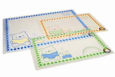 【自強文具】SP-45小桌墊(藍、綠、橘)