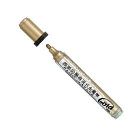 【雄獅】直液前壓式金屬筆 2mm #V-340G 金
