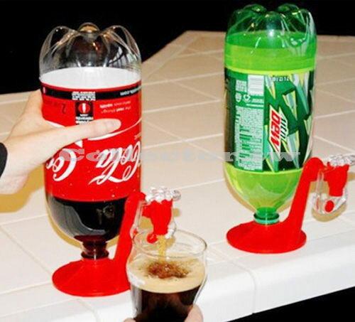 【N13071801】創意 可樂飲料機 汽水倒置飲水機 飲用器