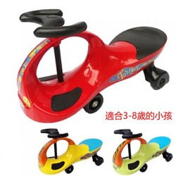 久達尼扭扭車(綠/紅/黃)【六甲媽咪】