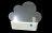 【凱樂絲】太陽能省電LED古典音樂夜燈(雲朵造型) (給愛麗絲, 卡農...) 8