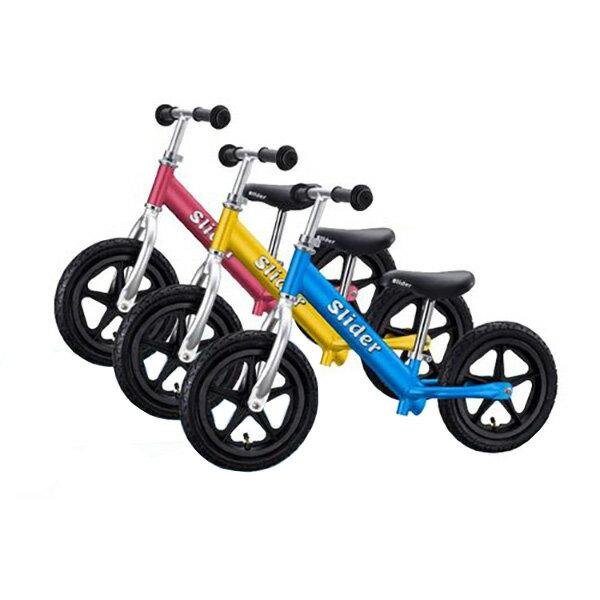 Slider 兒童鋁合金滑步車(酷藍 / 金黃 / 酒紅)★衛立兒生活館★ 1
