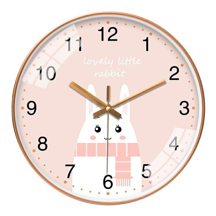 掛鐘 靜音簡約北歐藝術掛錶現代創意星空掛鐘客廳家用時鐘掛牆石英鐘錶