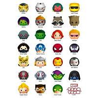 漫威英雄Marvel 周邊商品推薦【進口拼圖】迪士尼 DISNEY-TSUM TSUM Marvel 復仇者聯盟 200片 R-200-618