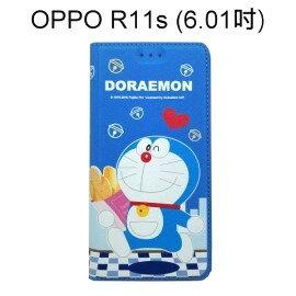 哆啦A夢皮套[麵包]OPPOR11s(6.01吋)小叮噹【正版授權】