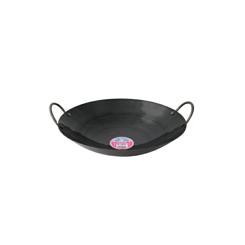 雙耳(尺2)鐵鍋