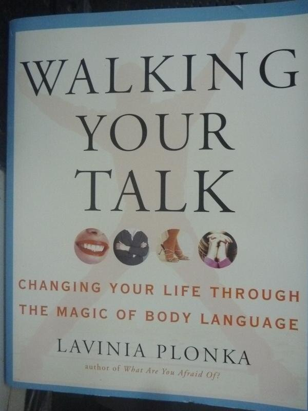 【書寶二手書T7/美容_ZJW】Walking Your Talk: Changing Your Life Throug