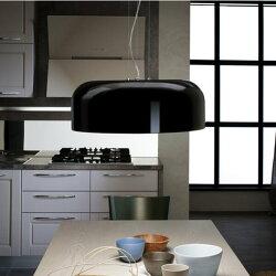 黑色金屬吊燈(PO28601) / H&D / 日本MODERN DECO