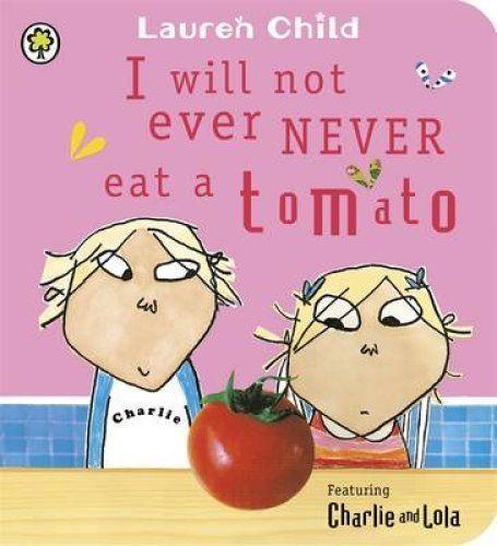 I Will Not Ever Never Eat A Tomato 我才不吃番茄呢 硬頁