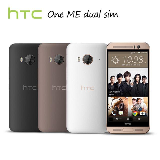 【福利品】HTC One ME dual sim 八核心5.2吋4G LTE全頻雙卡機(3G/32G版)