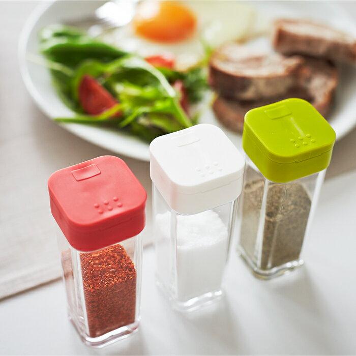 【YAMAZAKI】AQUA香料罐-白/綠/紅