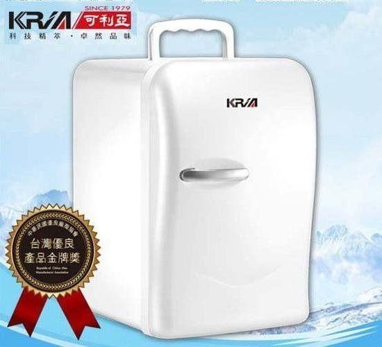 免運費贈保冷劑 KRIA 晶華可利亞 電子行動冷熱冰箱/小冰箱/節能冰箱/化妝品冷藏箱 CLT-22
