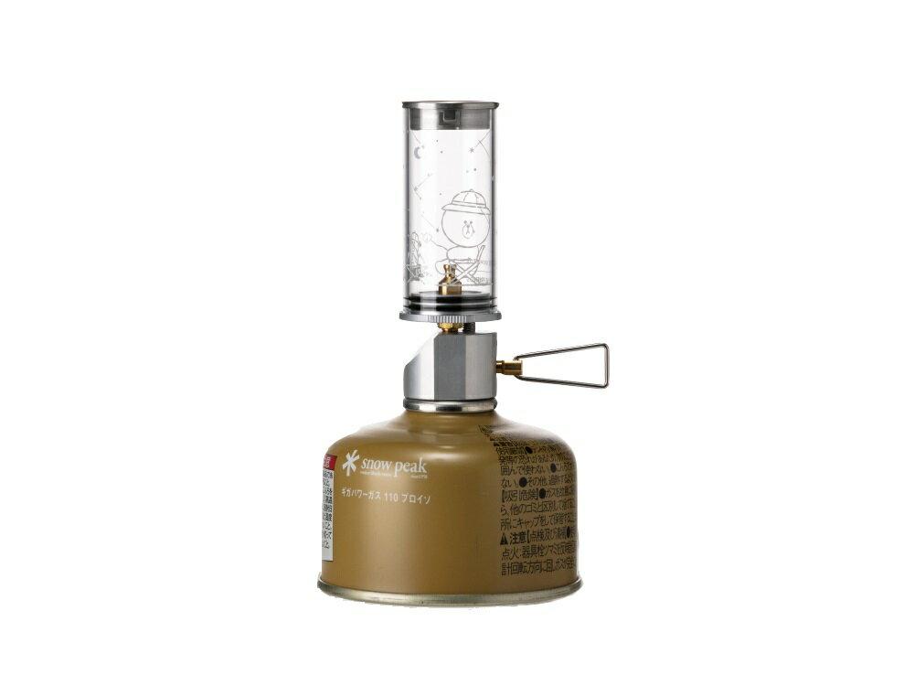 ├登山樂┤日本 Snow Peak 瓦斯燭燈 LINE聯名款 # GL-140LF
