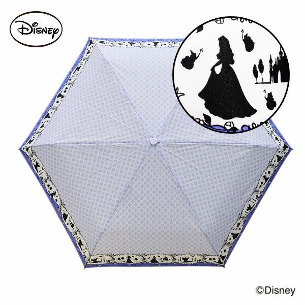 Disney 迪士尼 睡美人 遮光 遮熱 抗UV 折傘 摺疊傘 雨傘 538~721~11