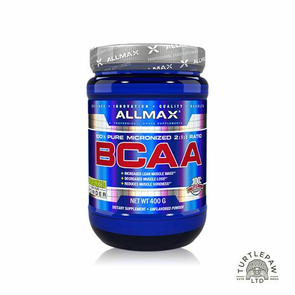 好好購:【加拿大Allmax】奧美仕BCAA支鏈胺基酸粉末(400公克)