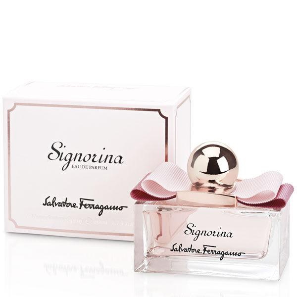 SalvatoreFerragamo芭蕾女伶女性淡香精100ml《Belle倍莉小舖》Signorina