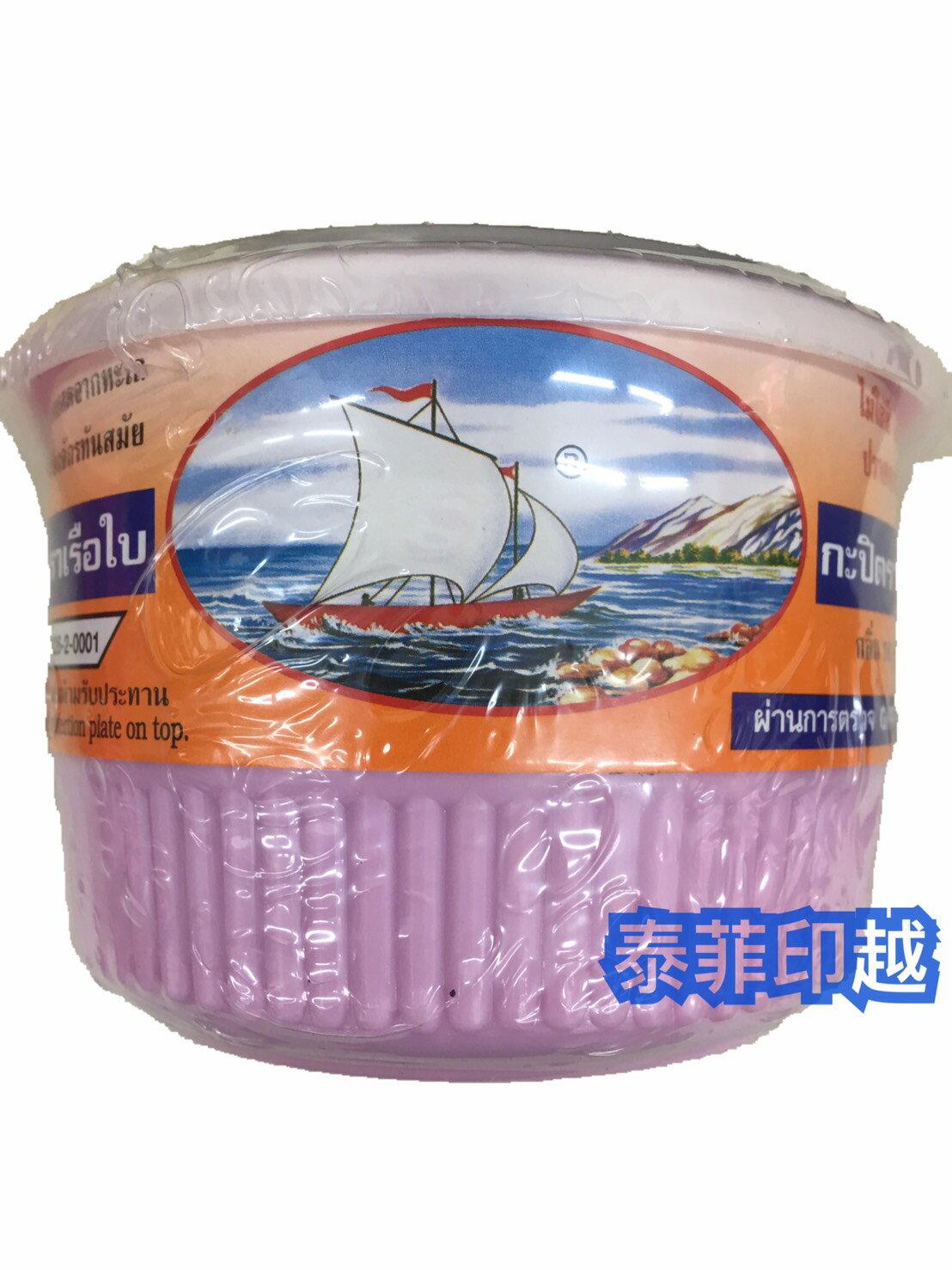 泰國 帆船蝦膏     蝦醬 蝦膏  ( 蝦醬空心菜 400克