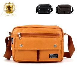 側背包 質感 口袋雙層斜背包 porter NEW