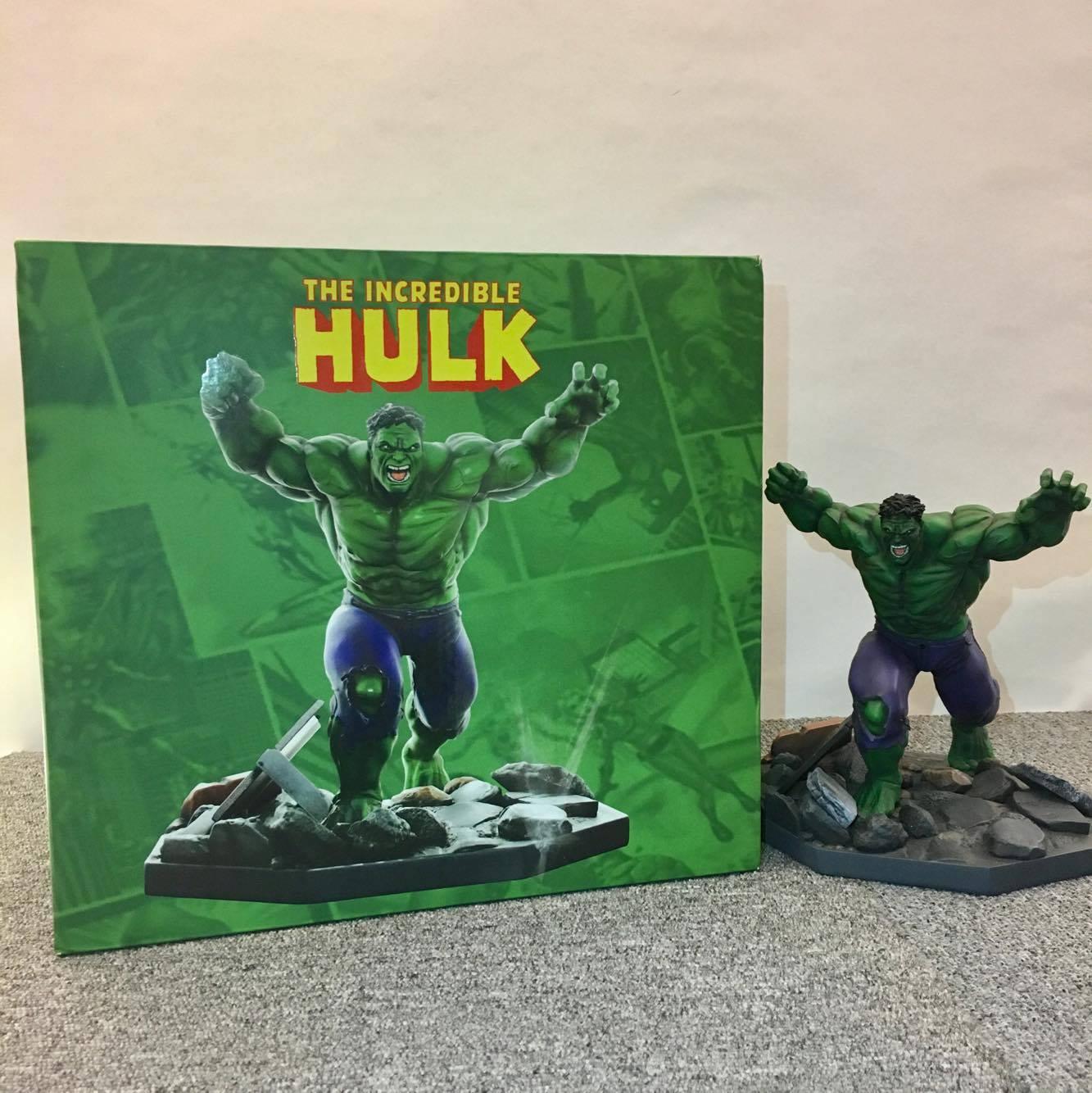 BEETLE 全新 BAIT x MARVEL HULK 綠巨人浩克 復仇者聯盟 公仔 玩偶 聖誕禮物 3