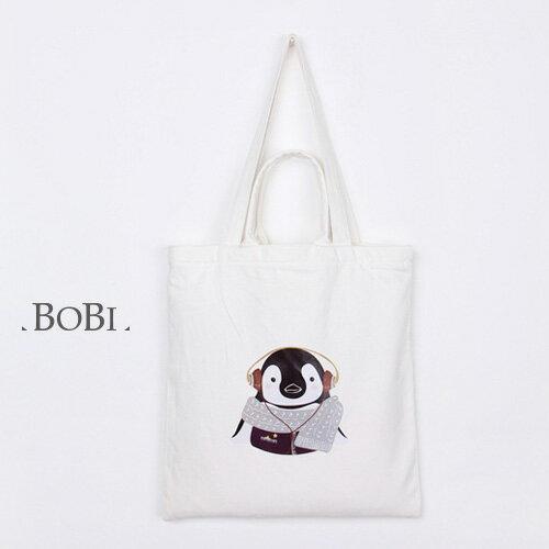 手提包 手提包 帆布袋 手提袋 環保購物袋--手提/單肩/拉鏈【SPA94】 BOBI  10/06 0