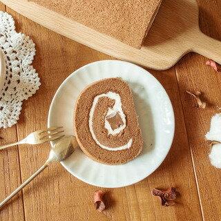 日本天皇獎-生巧克力捲16CM 生巧克力條X巧克力蛋糕X招牌生奶油 雙重巧克力口感征服您胃蕾 1